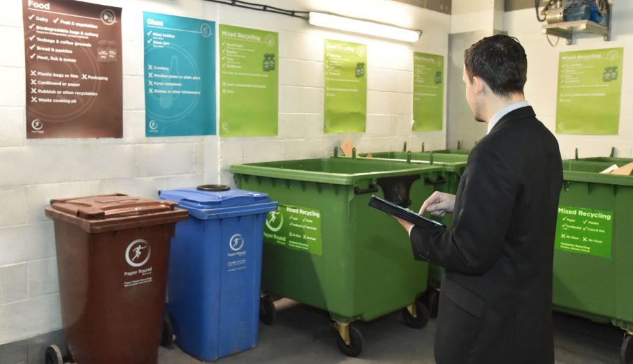 WRAP's head of resource management, Linda Crichton, has this week announced plans for a national colour scheme for all household waste and recycling bins in England.