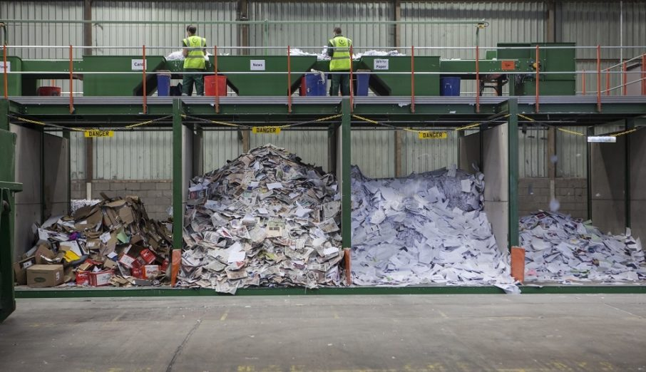 Our managing director, Bill Swan, has recently responded to a discussion surrounding MRF quality and the call from the Confederation of Paper Industries over the need for quality from commingled material