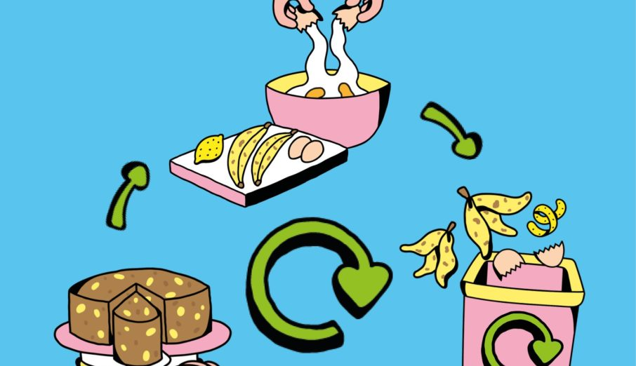 This Recycle Week we are asking you to think about the food that you might waste and what actually happens to it.