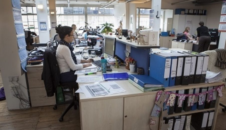 'Ergonomics', the study of people's efficiency in their working environment, has become an everyday word.