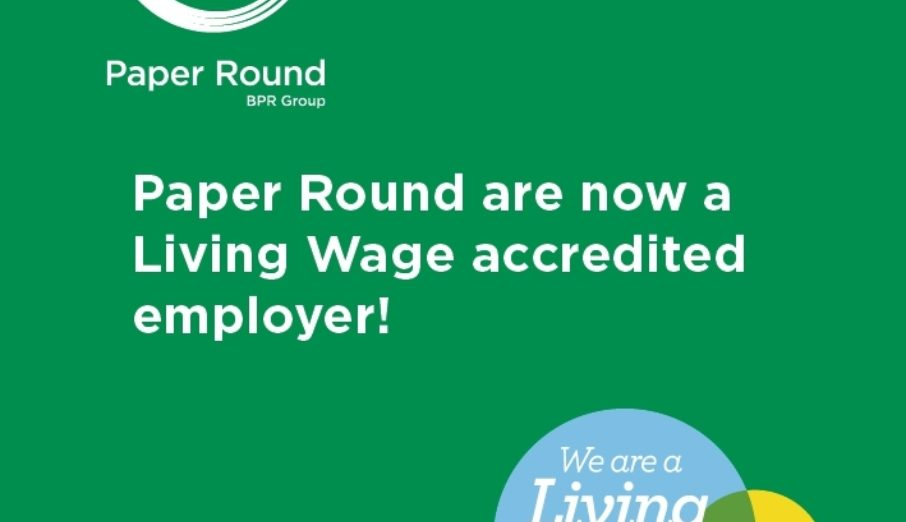 We are thrilled to share the news that we have gained the Living Wage Foundation accreditation. Not only that, but we're the first Waste Management company in the UK to do so.