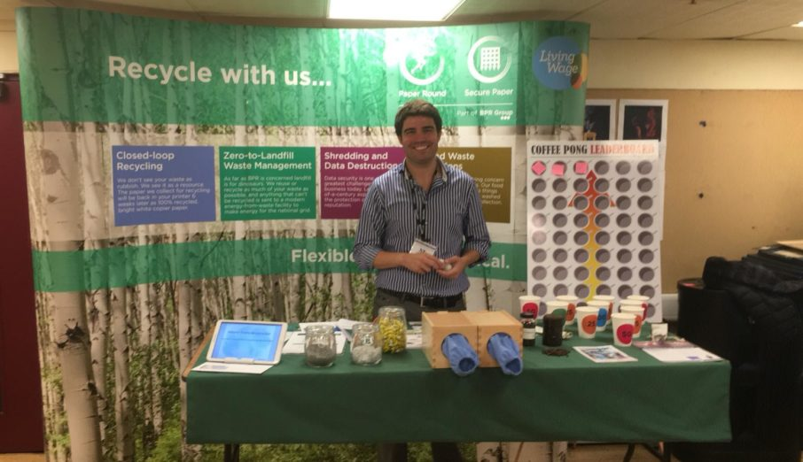 See what we got up to during Recycle Week 2019
