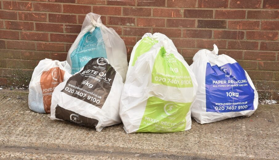 We've launched not one.. not two.. but four new kerbside recycling services to help you recycle even more in 2021!