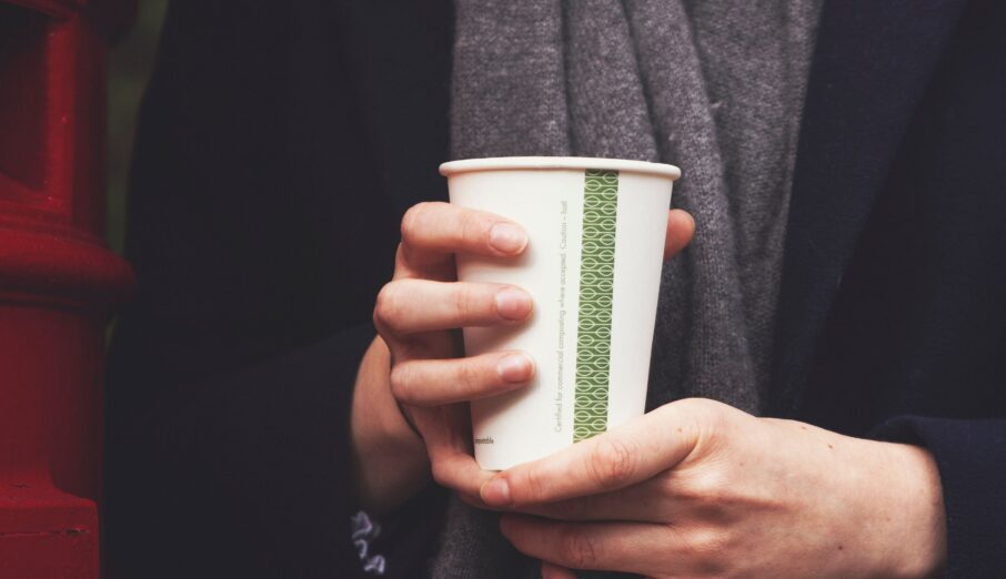 So, you've forgotten your keep cup and picked up a hot coffee from your building's café and you notice the cup says it's compostable – result! You've done your bit for the environment. But hang on… what does this actually mean?