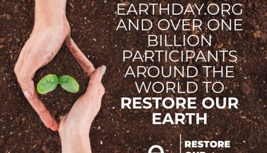 Earth Day 2021 - a day of real policy change and climate change awareness