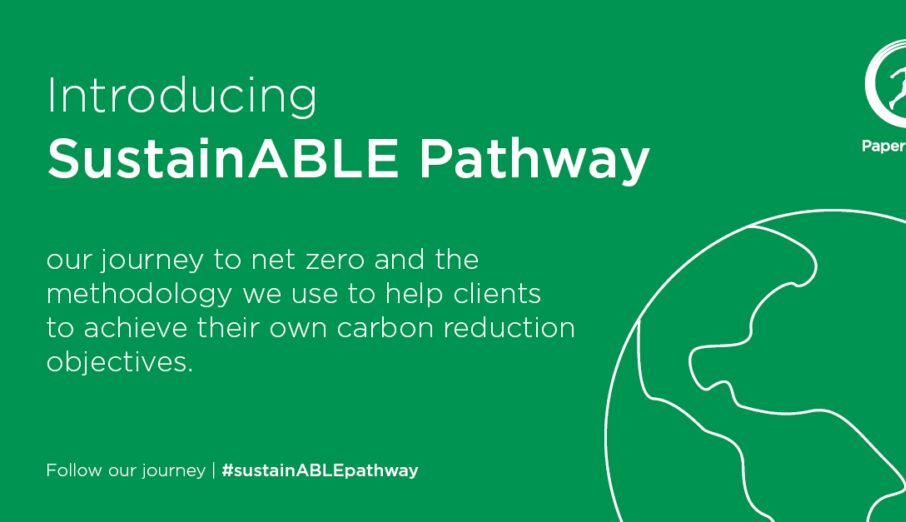 This Earth Day we're launching our SustainABLE Pathway. Combining our award-winning services, insight and expertise in sustainability and engagement, we will help our customers on their own journey to net zero and unlock the unique carbon reduction opportunities from recycling.