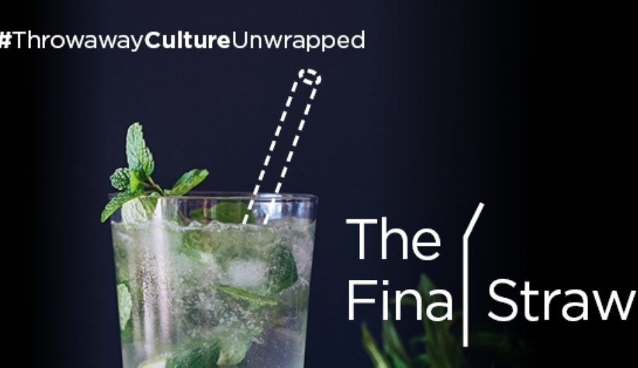 If you have ever ordered a drink in a bar or restaurant you are likely to have received a plastic straw too. But did you ever think about where this came from or where it will end up?