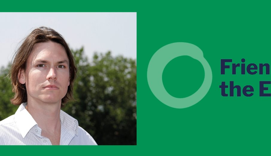 This month our focus is climate change. As part of our #climate matters series, we wanted to showcase those organisations fighting the corner for planet earth. So we caught up with Ollie Hayes, Lead Climate Change Campaigner at Friends of the Earth.