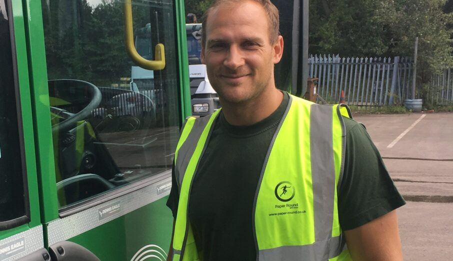 This #RecycleWeek we are paying homage to our drivers and other key workers