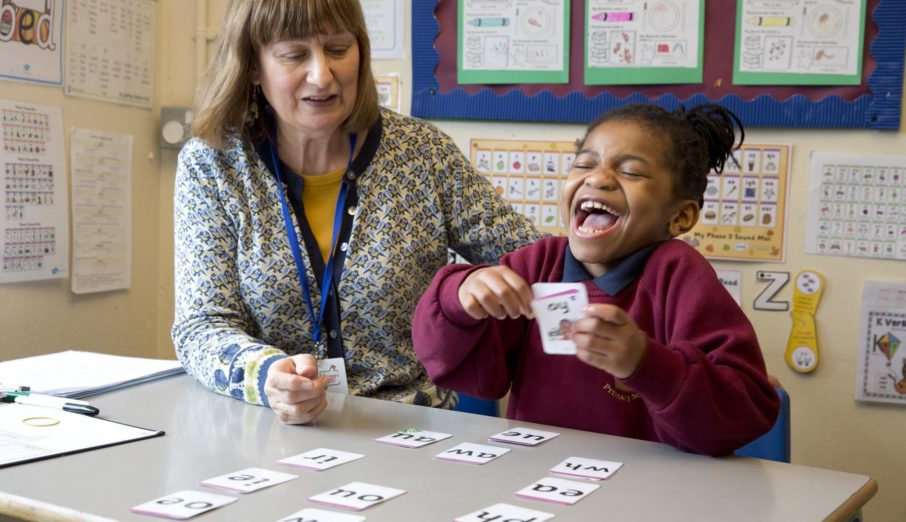 We sat down with the Children's Literacy Charity to discuss what they do and how our contributions are helping