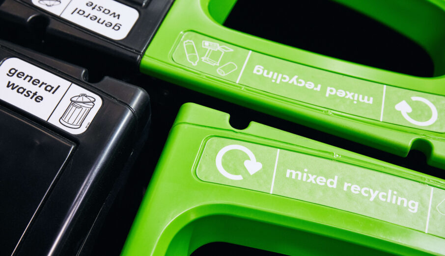 To honour the beginning of this year's Recycle Week, it's time to get cracking on the fundamentals.