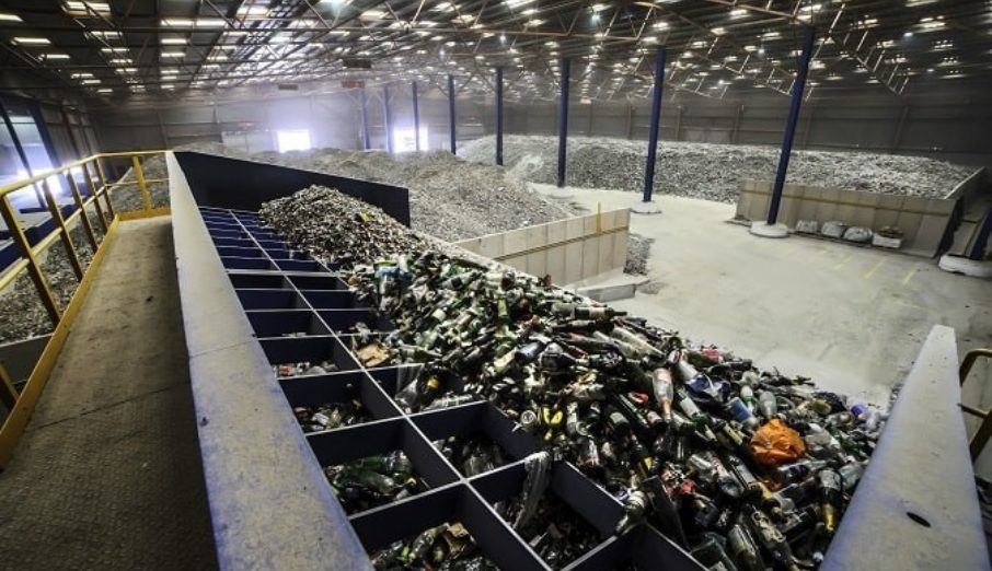 This week we've been exploring a new specialist glass recycling facility. Here's what we discovered…