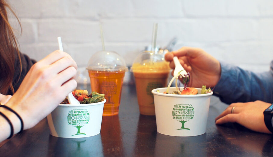 Our Vegware Compostables service has been successfully adopted by many businesses in London and the South East. Let's find out a bit about them and how their service is going so far…