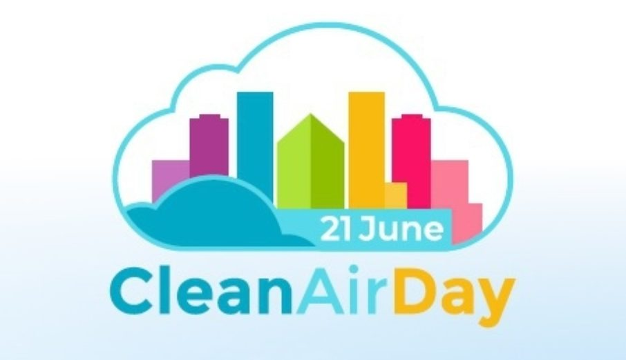 21 June marks clean air day
