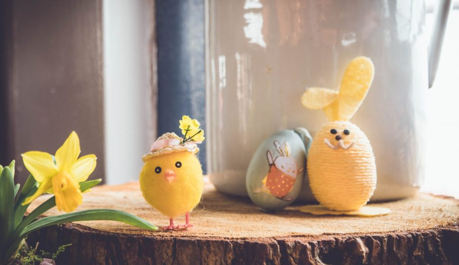 It's that time of year again. The days are getting longer, everyone is planning out their Easter breaks and a consensus to eat as much chocolate as we want puts a spring in our steps after a long winter.