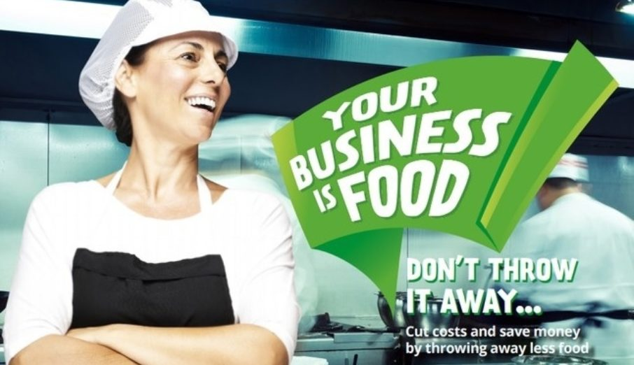 WRAP release toolkit for hospitality businesses to help them tackle food waste.