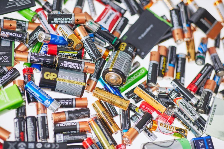 Batteries & toners